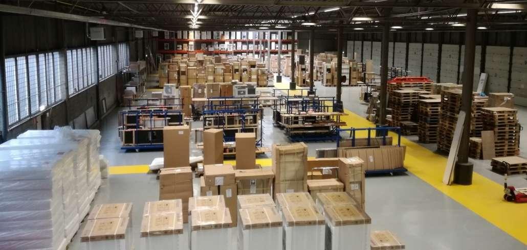 Magazijn Alert Logistiek