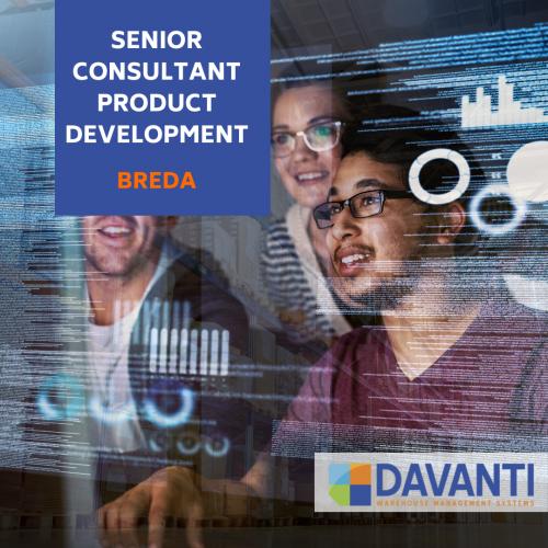 Senior Consultant Product Development